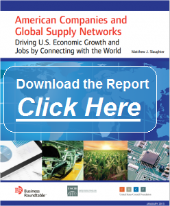 American Companies and Global Supply Networks_Matthew Slaughter Report Image